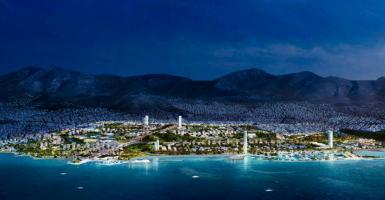 Στη Βουλή νομοσχέδιο που επιταχύνει την επένδυση στο Ελληνικό - Κεντρική Εικόνα