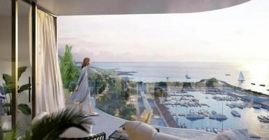 Ελληνικό: Έτσι θα είναι το Marina Tower των 45 ορόφων και 200 διαμερισμάτων (photos) - Κεντρική Εικόνα