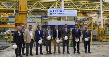 Elval: η πρώτη ελληνική βιομηχανία που πιστοποιήθηκε σύμφωνα με το πρότυπο ASI Performance Standard - Κεντρική Εικόνα