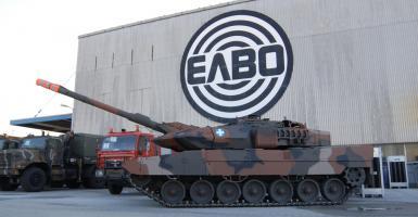 Βίτσας: Η αμυντική βιομηχανία πρέπει να ακολουθεί την εξέλιξη των αναγκών - Κεντρική Εικόνα