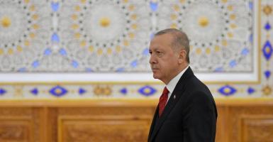 Ερντογάν: Δύο μέτρα και δύο σταθμά από ΕΕ-ΗΠΑ έναντι Τουρκίας - Κεντρική Εικόνα