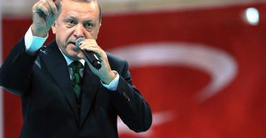 Τα γυρίζει ο Ερντογάν: Μπορεί να ονομάσουμε την Αγία Σοφία τζαμί, αντί για μουσείο - Κεντρική Εικόνα