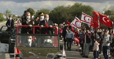 Επίθεση Τουρκίας κατά ΕΕ για Κυπριακό και Βαρώσια: Σεβαστείτε τη βούληση των Τουρκοκυπρίων - Κεντρική Εικόνα