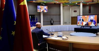 Κατ' αρχήν συμφωνία ΕΕ-Κίνας για επενδύσεις - Κεντρική Εικόνα