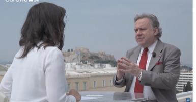 Κατρούγκαλος στο Euronews: Η Ευρώπη απαντά στις προκλήσεις της Άγκυρας - Κεντρική Εικόνα