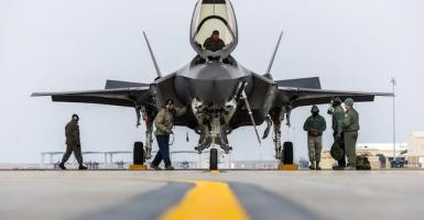 Διαβεβαιώνει η Τουρκία πως αύριο θα γίνει η παράδοση του πρώτου F-35 - Κεντρική Εικόνα