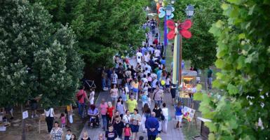 Άνοιξε τις πύλες του το «Φεστιβάλ Πηνειού» - Κεντρική Εικόνα