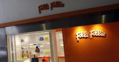 Πιέζει ο χρόνος για τη Folli Follie - Εως τις 6 Δεκεμβρίου το περιθώριο για τη διάσωσή της - Κεντρική Εικόνα