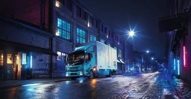 Πρεμιέρα για το πρώτο εξ ολοκλήρου ηλεκτρικό φορτηγό της Volvo - Κεντρική Εικόνα