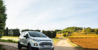 Ford EcoSport: Το μικρό Kuga είναι εδώ - Κεντρική Εικόνα