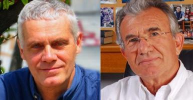Ο Γ. Δημαράς και ο Γ. Τσιρώνης δήλωσαν ότι δεν θα ψηφίσουν την αναθέωρηση του άρθρου 24 - Κεντρική Εικόνα