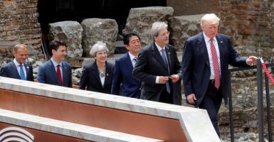 Rai: Τι αναφέρει το προσχέδιο των τελικών συμπερασμάτων της G7 - Κεντρική Εικόνα