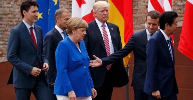 DW: Μετ΄ εμποδίων η σύνοδος των G7 - Κεντρική Εικόνα