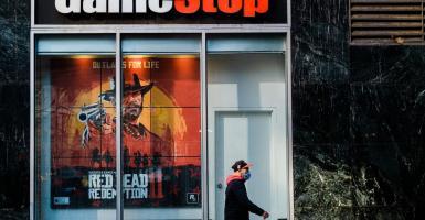 Η φούσκα της GameStop και ο θρίαμβος απέναντι στους καρχαρίες - Κεντρική Εικόνα