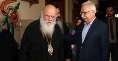 Γαβρόγλου: Αμοιβαία επωφελής η συμφωνία Πολιτείας-Εκκλησίας - Κεντρική Εικόνα