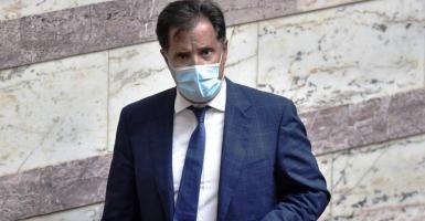 Γεωργιάδης: Ωριμάστε, δεν υπάρχουν άλλα λεφτά – Αν σας ξανακλείσουμε χρεοκοπήσατε (Video) - Κεντρική Εικόνα