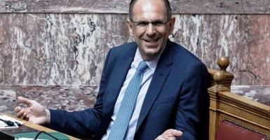 Γεραπετρίτης: Χρονιά ανάκαμψης της ελληνικής οικονομίας το 2021... «καλώς εχόντων των πραγμάτων» - Κεντρική Εικόνα