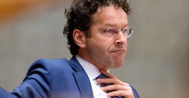 Νέα καριέρα για τον Ντάισεμπλουμ: Αναλαμβάνει «στρατηγικός σύμβουλος» του ESM - Κεντρική Εικόνα