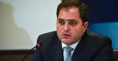 Το θέμα της ανταλλαγής πληροφοριών για την φοροαποφυγή στη συνάντηση Γ. Πιτσιλή στη Βουλγαρία - Κεντρική Εικόνα