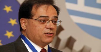 Ο Γκίκας Χαρδούβελης νέος πρόεδρος της Εθνικής Τράπεζας - Κεντρική Εικόνα