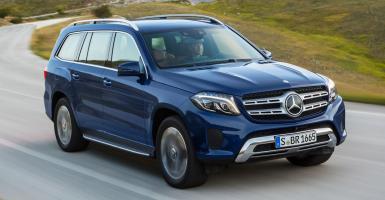 Η Mercedes ετοιμάζει τη νέα GLS - Κεντρική Εικόνα