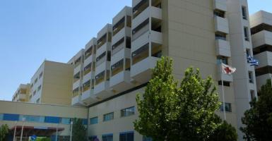 Νέα δωρεά 5.500 αντιδραστηρίων στο «Θριάσιο» Νοσοκομείο από τον Όμιλο Ελληνικά Πετρέλαια - Κεντρική Εικόνα