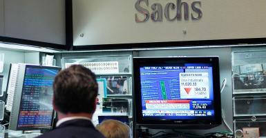 Κόβει τις τιμές στόχους για τις ελληνικές τράπεζες η Goldman Sachs - Κεντρική Εικόνα