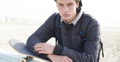 Έλληνας άστεγος έγινε μοντέλο και διάσημος στο Λος Άντζελες - Κεντρική Εικόνα