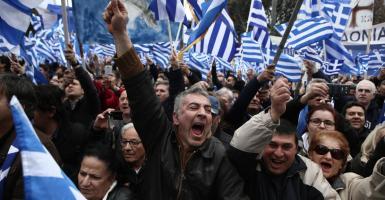Με ποδοσφαιρικούς όρους αναλύει η FAZ το «Μακεδονικό» - Κεντρική Εικόνα