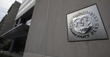Μεγαλύτερη πρόοδο ζητεί το ΔΝΤ - Κεντρική Εικόνα