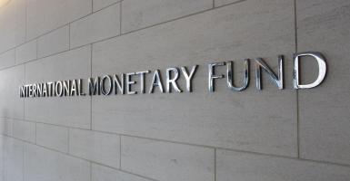 ΔΝΤ: Ανάκαμψη με το «σταγονόμετρο» μετά την ύφεση 9,5% φέτος - Κεντρική Εικόνα
