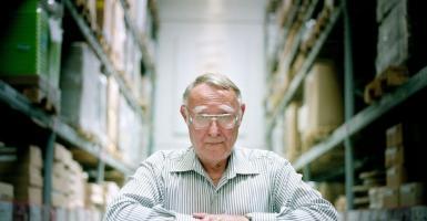Mr IKEA: Η ιστορία του «δαιμόνιου» πωλητή - Κεντρική Εικόνα