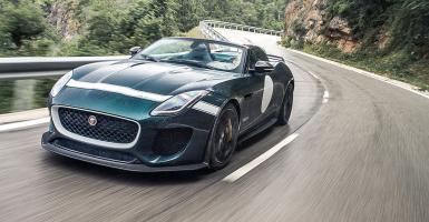 Η αυτοκινητοβιομηχανία Jaguar μένει... Βρετανία - Κεντρική Εικόνα