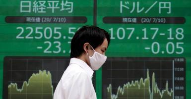Στο πράσινο έκλεισε το χρηματιστήριο στο Τόκιο, o Νikkei στο +1,56% - Κεντρική Εικόνα