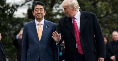 Την επίτευξη εμπορικής συμφωνίας με την Ιαπωνία ανακοίνωσε ο Τραμπ - Κεντρική Εικόνα
