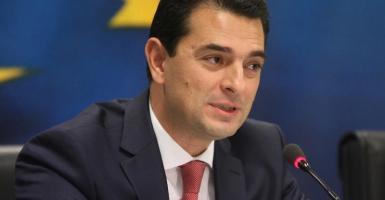 Σκρέκας: Έτοιμη η συμφωνία για τον αγωγό Ελλάδας-Β. Μακεδονίας - Κεντρική Εικόνα