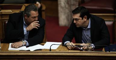 Πιέσεις βουλευτών ΣΥΡΙΖΑ για ακύρωση της συμφωνίας με Σ. Αραβία - Κεντρική Εικόνα