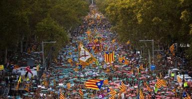 Βαθαίνει το σχίσμα Βαρκελώνης-Μαδρίτης - Κεντρική Εικόνα