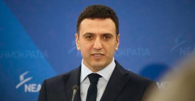 Κικίλιας: Πολιτικός τζογαδόρος ο Τσίπρας με παράφρονες υπουργούς - Κεντρική Εικόνα