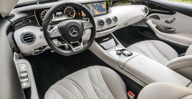 Η πολυτελής Mercedes του μητροπολίτη κάνει €300.000, έχει 612 άλογα και «πιάνει» 250 χλμ./ώρα! (Photos) - Κεντρική Εικόνα