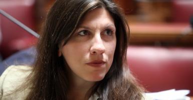 Κωνσταντοπούλου: Θα κλείσω όλα τα ΜΜΕ και θα κατασχέσω τις περιουσίες όσων μας έβαλαν στα Μνημόνια - Κεντρική Εικόνα