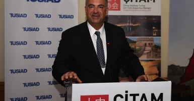Korhan Kurdoglu: Ο Τούρκος... «βασιλιάς» των burger που θυμίζει τη δική μας Coca Cola - Κεντρική Εικόνα