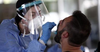 Κορωνοϊός: 566 νέα κρούσματα, 320 διασωληνωμένοι, 30 θάνατοι - Κεντρική Εικόνα