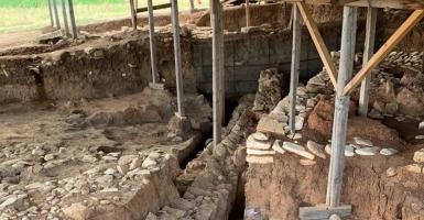 Με σημαντικά ευρήματα ολοκληρώθηκε η 10η ανασκαφική περίοδος στην Κουτρουλού Μαγούλα - Κεντρική Εικόνα