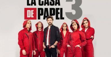 """Ισπανία: Στις 19 Ιουλίου η τρίτη σεζόν του """"La casa de papel"""" στο Netflix - Κεντρική Εικόνα"""