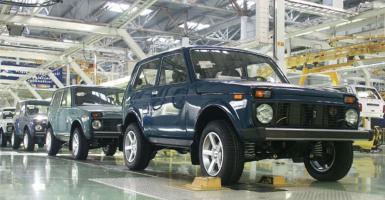 Αύξηση παγκόσμιων πωλήσεων για τη Lada - Κεντρική Εικόνα