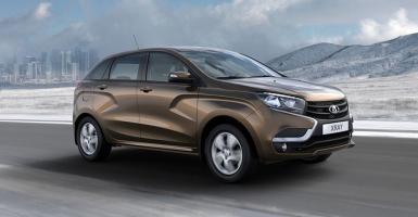 Ιδού το νέο μικρό SUV της LADA με τιμή 8.600 ευρώ (video) - Κεντρική Εικόνα