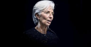 Η Λαγκάρντ υπέβαλε την παραίτησή της από το ΔΝΤ - Κεντρική Εικόνα