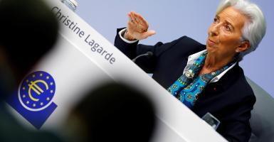 Λαγκάρντ: Εντυπωσιακή η πρόοδος στην Ελλάδα  - Κεντρική Εικόνα