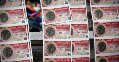 To Λαϊκό Λαχείο μοίρασε περισσότερα από 3,1 εκατ. ευρώ τον Νοέμβριο - Κεντρική Εικόνα